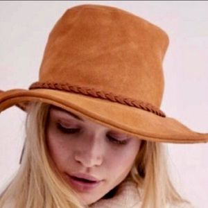 Free People Floppy Whiskey Hat